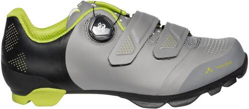Chaussures Vaude Advanced noires unisexe sHKvzo